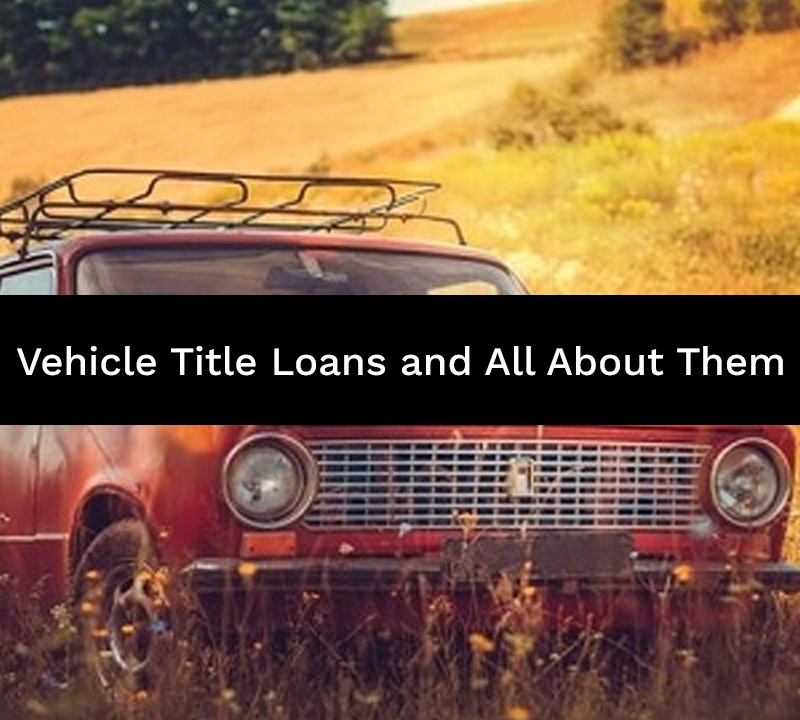 vehicle title loans
