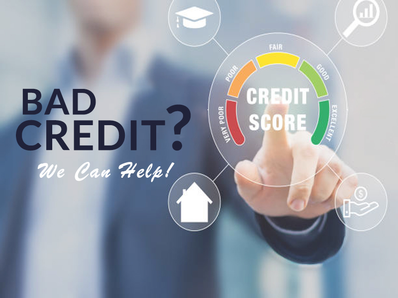 bad credit score auto loan